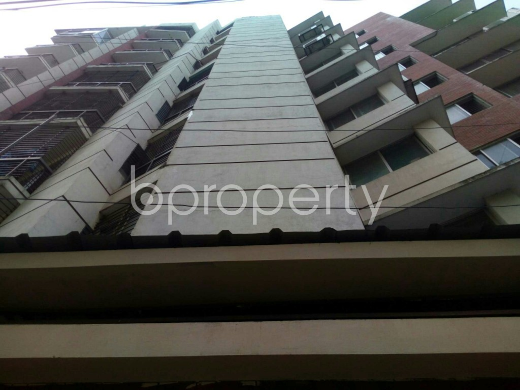 Outside view - 3 Bed Apartment for Sale in Muradpur, Chattogram - 1872247