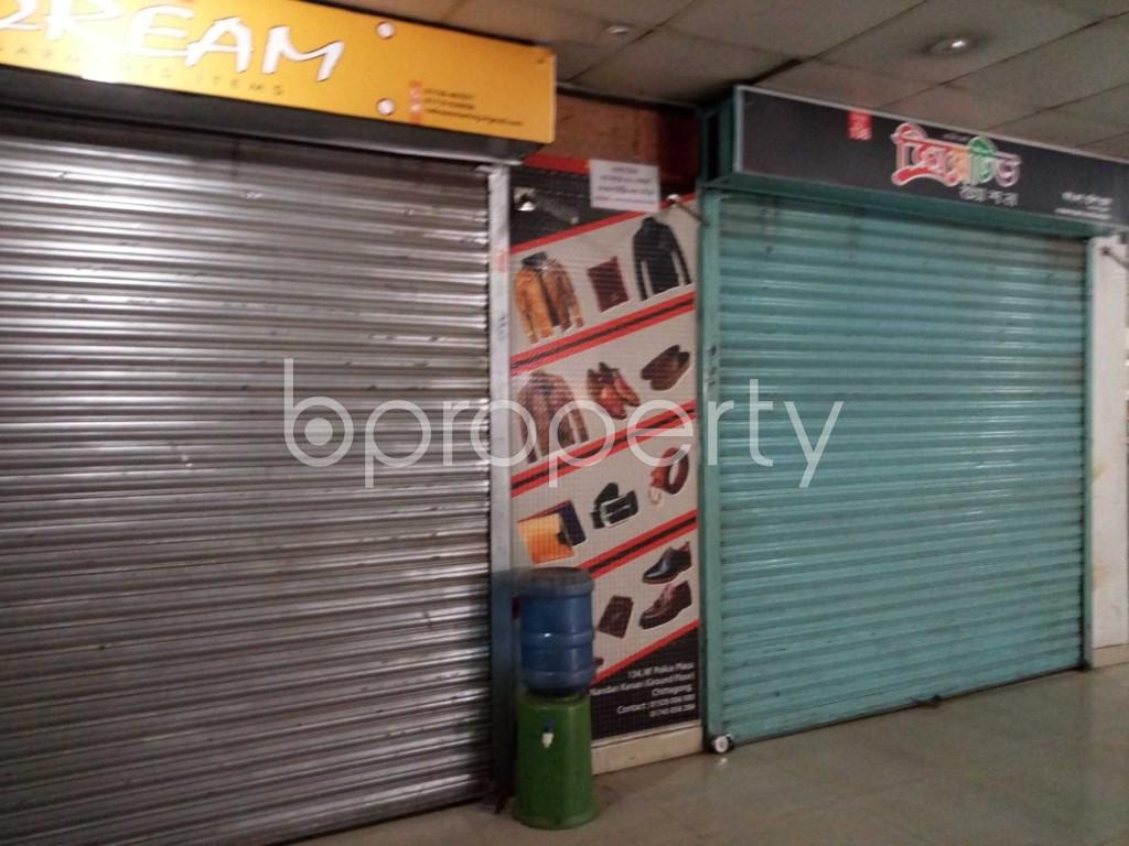 Commercial inside - Shop for Sale in 22 No. Enayet Bazaar Ward, Chattogram - 1873761