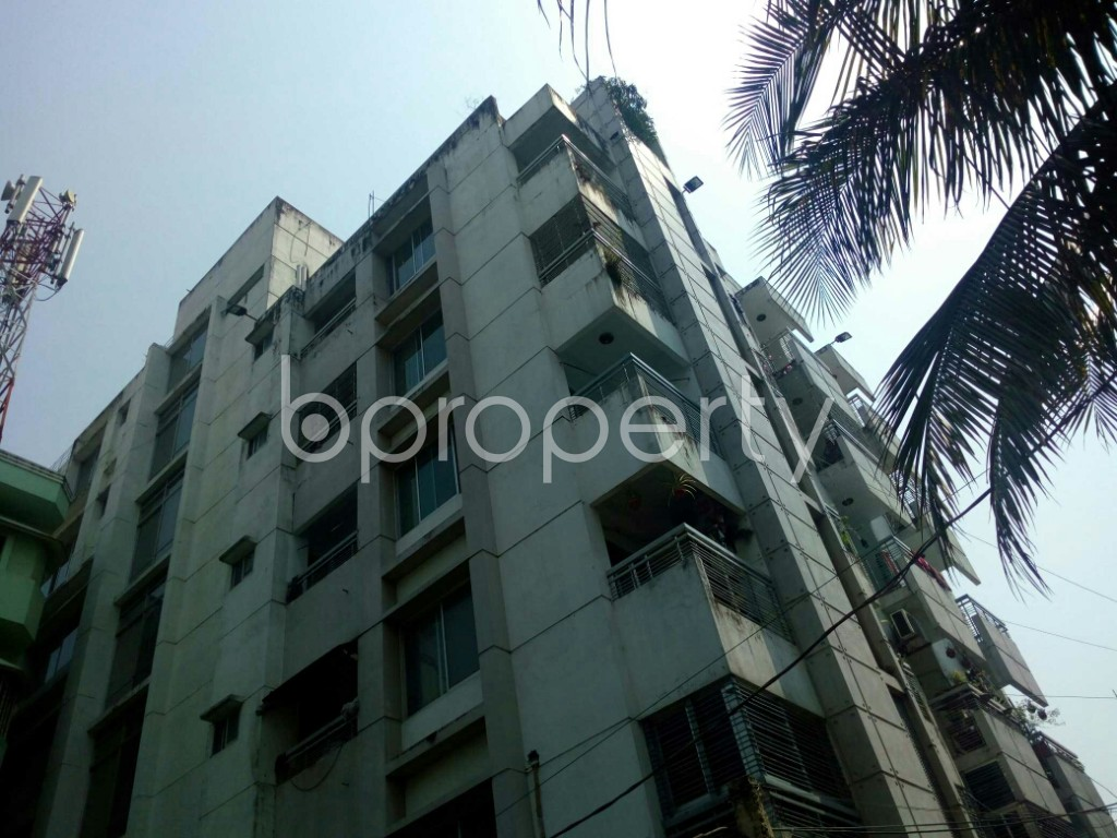 Outside view - 2 Bed Apartment for Sale in Khulshi, Chattogram - 1873809