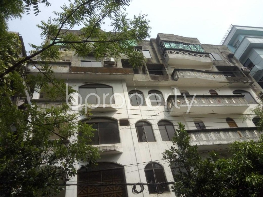 Front view - 1 Bed Apartment to Rent in Baridhara DOHS, Dhaka - 1873939