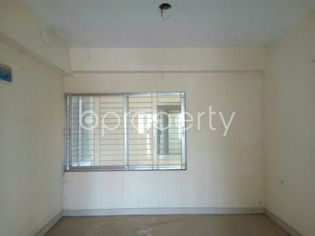 Dining area - 3 Bed Apartment for Sale in Halishahar, Chattogram - 1873888