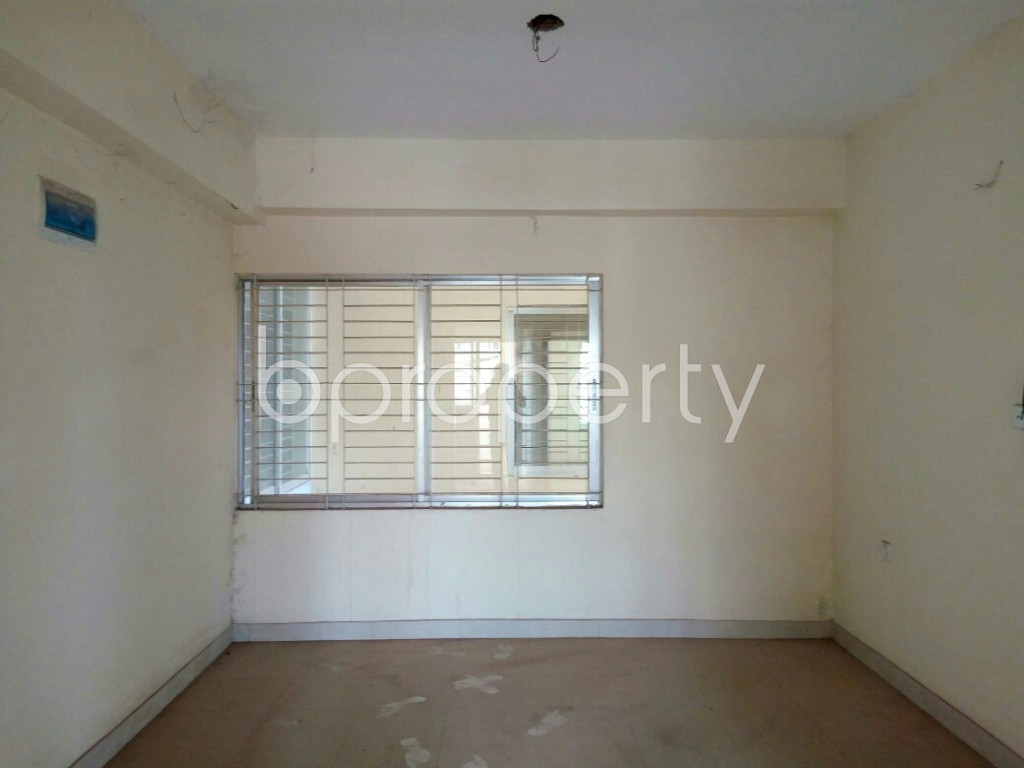 Dining area - 3 Bed Apartment for Sale in Halishahar, Chattogram - 1873895