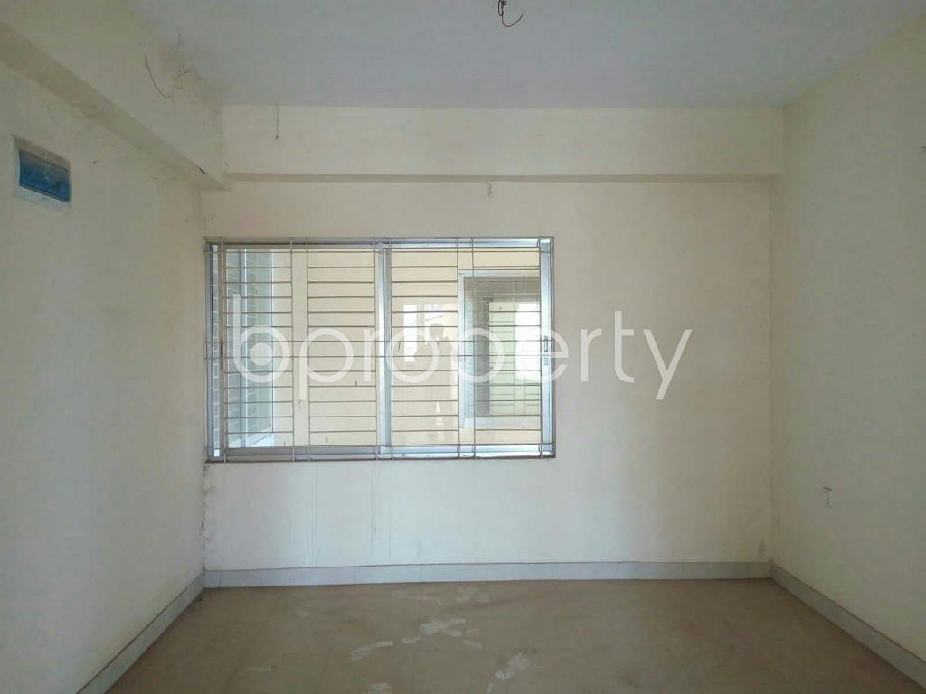 Dining area - 3 Bed Apartment for Sale in Halishahar, Chattogram - 1873897