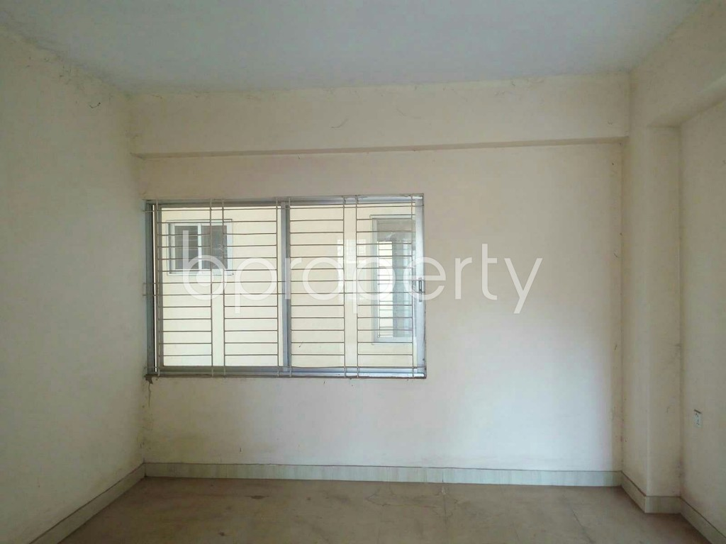 Dining area - 3 Bed Apartment for Sale in Halishahar, Chattogram - 1873910