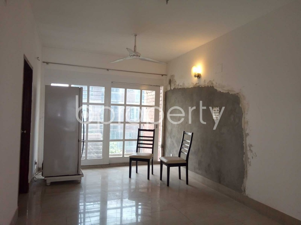 Dine/Dining - 3 Bed Apartment for Sale in Banani, Dhaka - 1874260