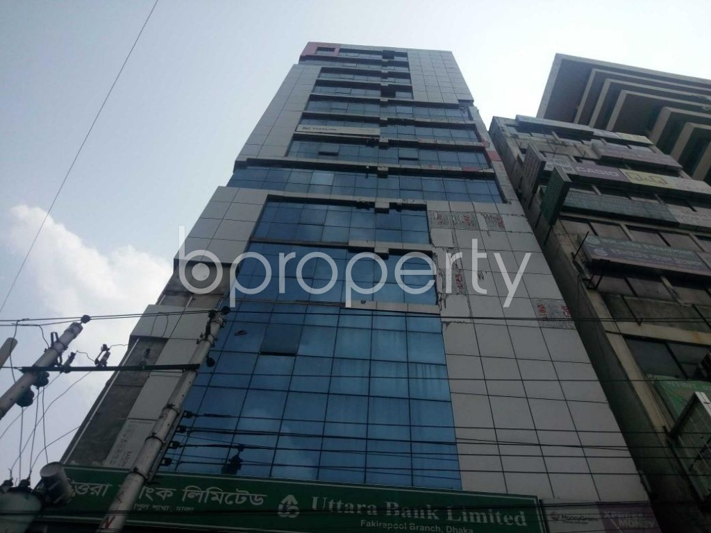 Front view - Office to Rent in Motijheel, Dhaka - 1870890