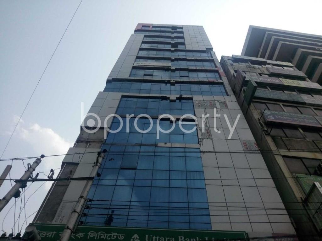 Front view - Floor for Sale in Motijheel, Dhaka - 1870891