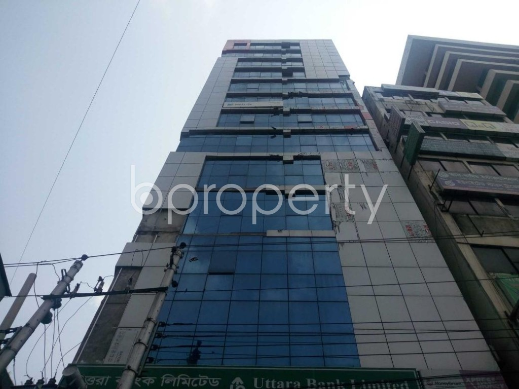 Front view - Floor for Sale in Motijheel, Dhaka - 1870892