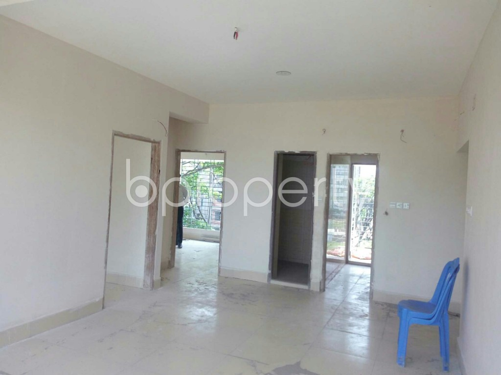 Dining area - 3 Bed Apartment for Sale in Bashundhara R-A, Dhaka - 1874881