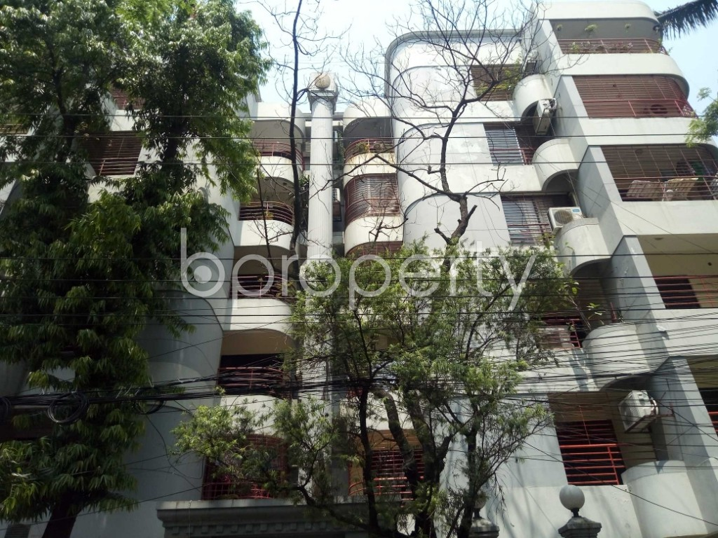 Front view - 3 Bed Apartment to Rent in Gulshan, Dhaka - 1875096