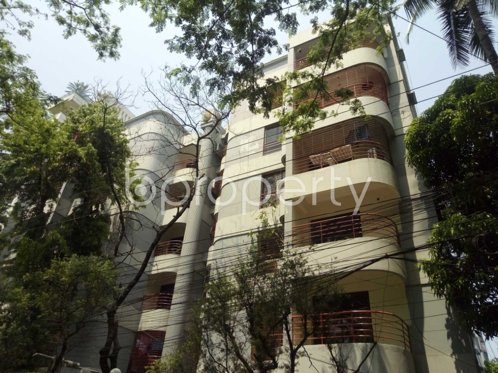 Outside view - 3 Bed Apartment to Rent in Gulshan, Dhaka - 1875107