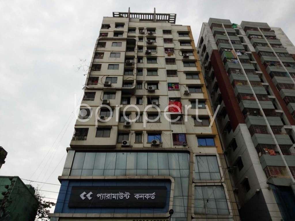 Front view - Office for Sale in Sutrapur, Dhaka - 1875180