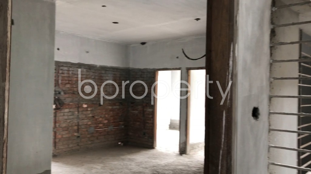 Entrance - 3 Bed Apartment for Sale in Badda, Dhaka - 1863990