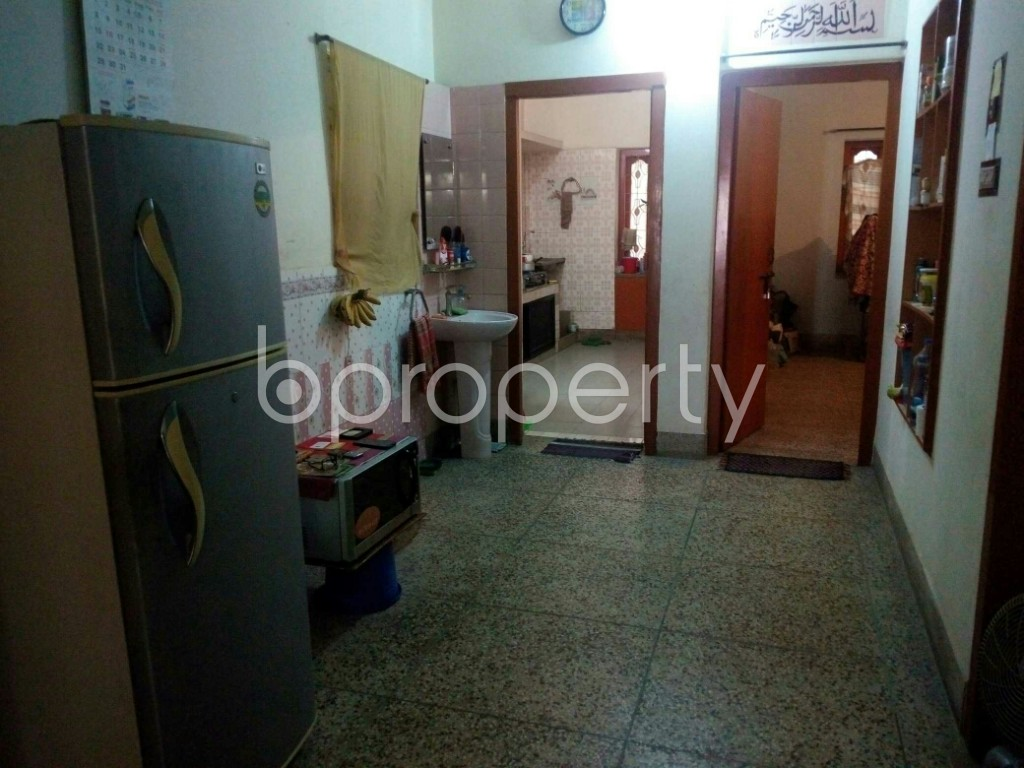 Dining area - 4 Bed Apartment to Rent in Mirpur, Dhaka - 1875330