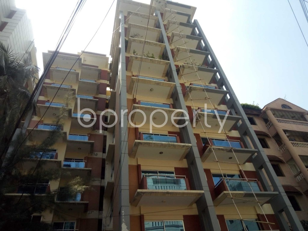 Front view - 3 Bed Apartment to Rent in Gulshan, Dhaka - 1875340