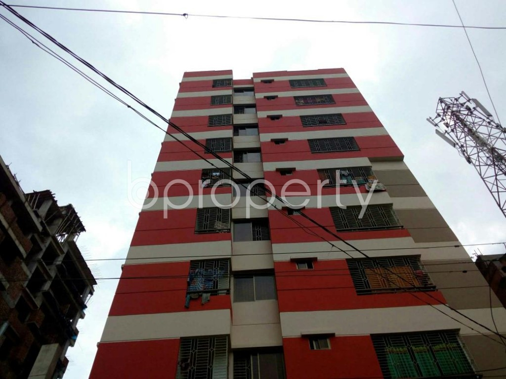 Front view - 3 Bed Apartment to Rent in Thakur Para, Cumilla - 1875489