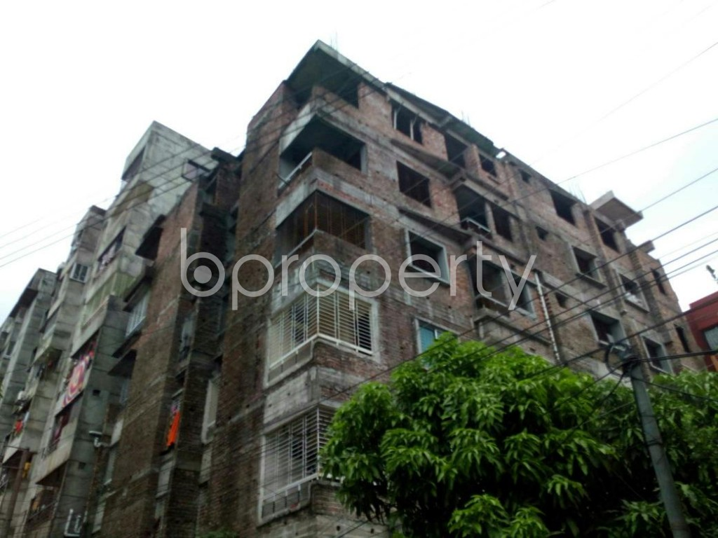 Outside view - 3 Bed Apartment to Rent in Thakur Para, Cumilla - 1875499