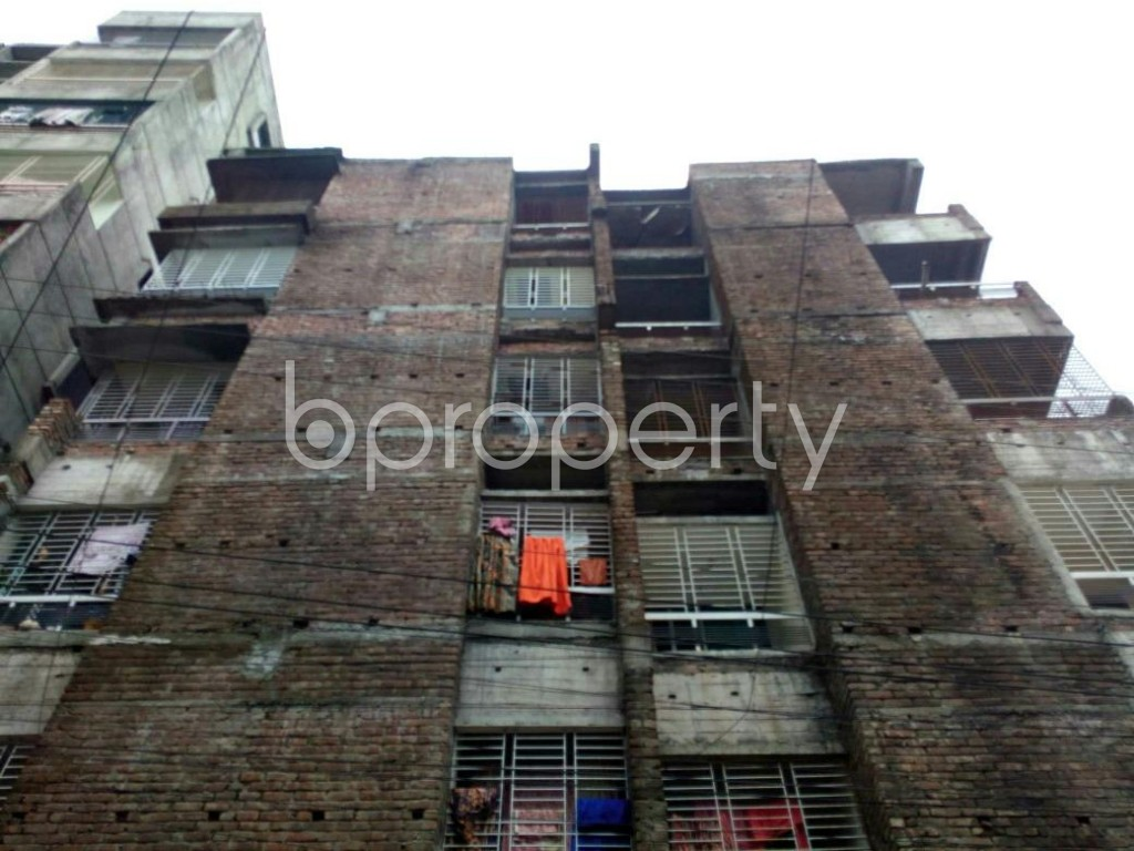 Front view - 2 Bed Apartment to Rent in Thakur Para, Cumilla - 1875500