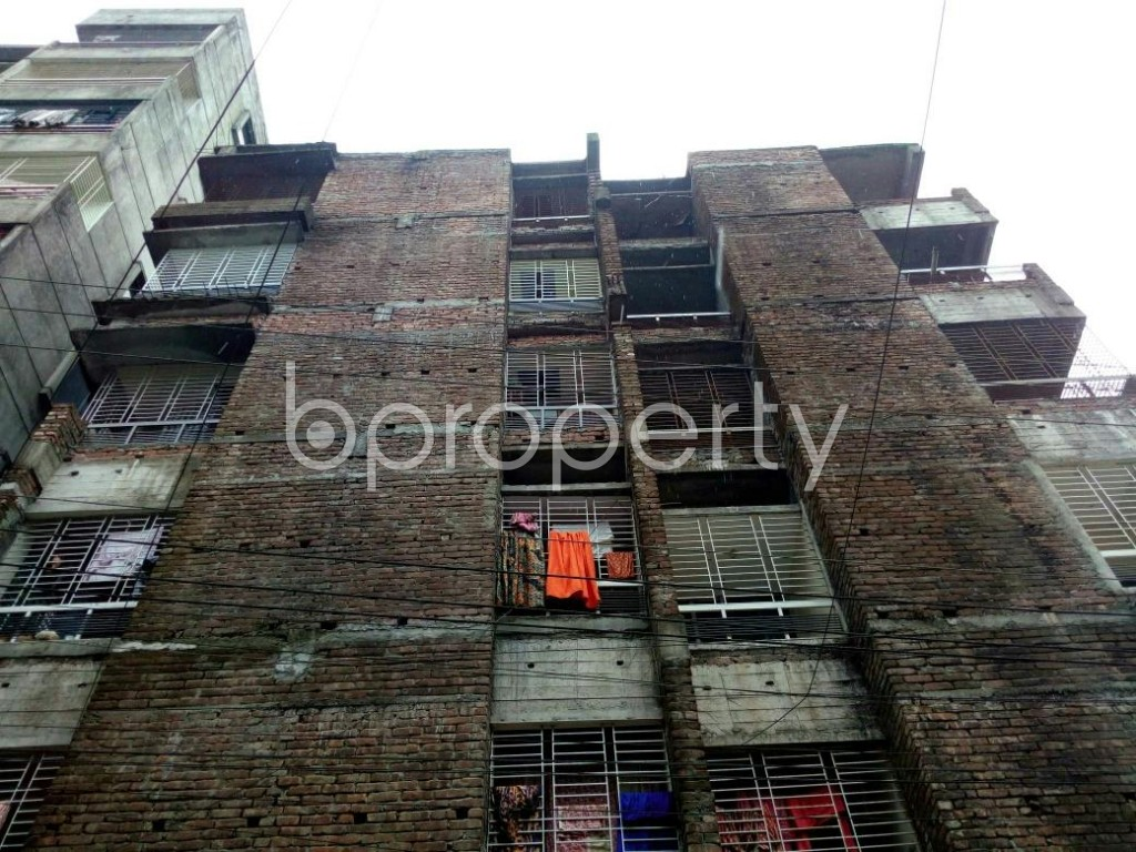 Front view - 3 Bed Apartment to Rent in Thakur Para, Cumilla - 1875501