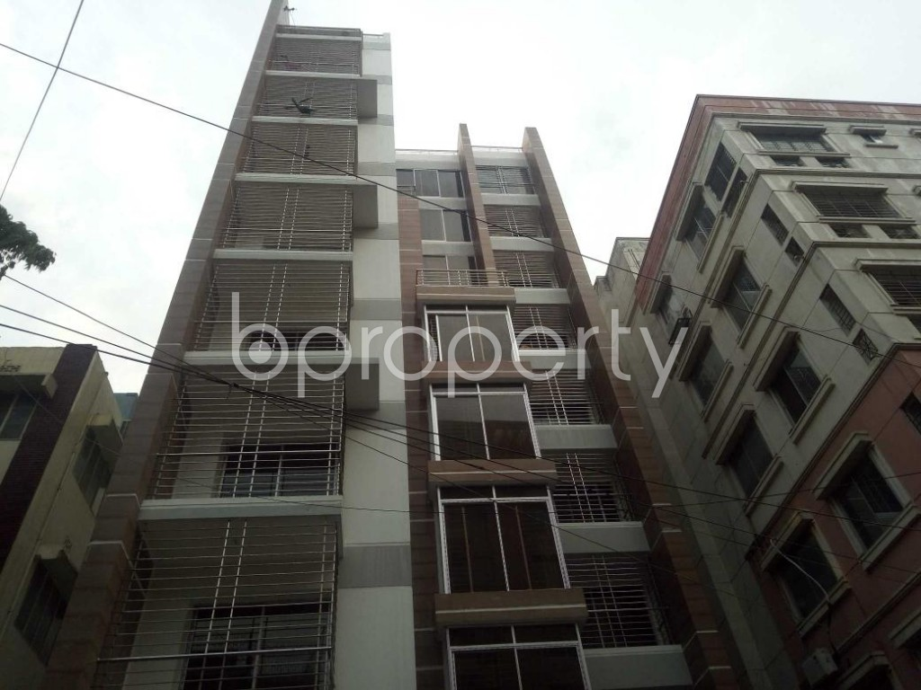 Front view - 2 Bed Apartment to Rent in Lalmatia, Dhaka - 1875513