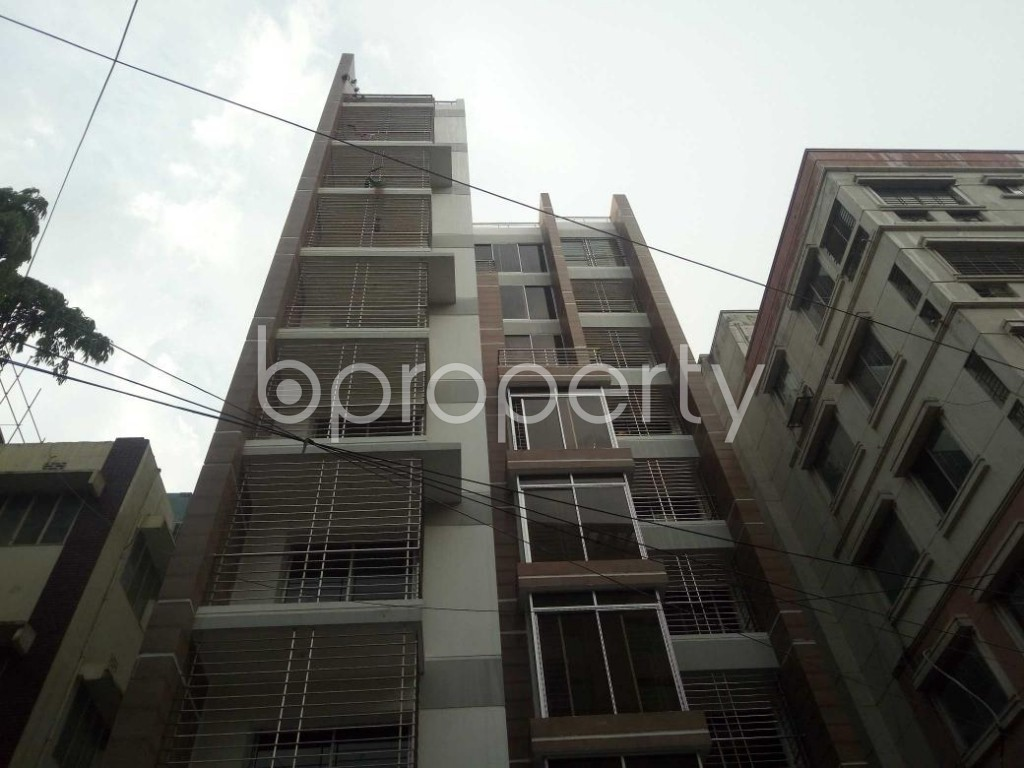 Front view - 2 Bed Apartment to Rent in Lalmatia, Dhaka - 1875514