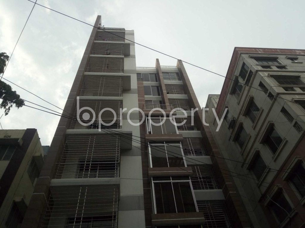 Front view - 2 Bed Apartment to Rent in Lalmatia, Dhaka - 1875515