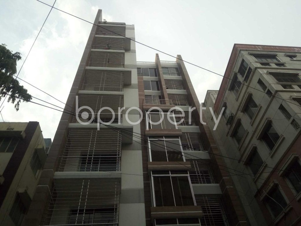 Front view - 2 Bed Apartment to Rent in Lalmatia, Dhaka - 1875516