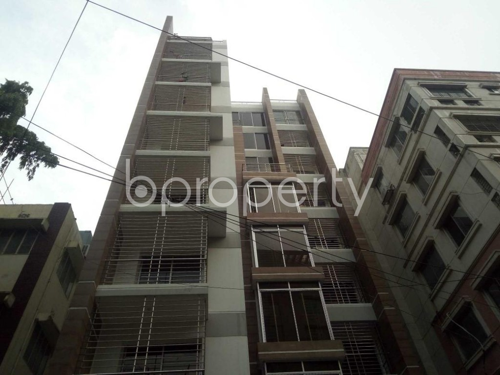 Front view - 2 Bed Apartment to Rent in Lalmatia, Dhaka - 1875517