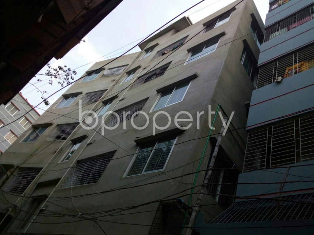 Outside view - 2 Bed Apartment to Rent in Dhanmondi, Dhaka - 1875563