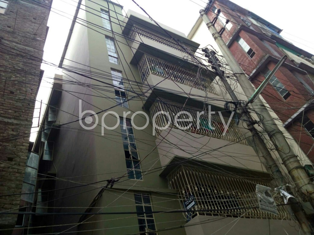 Outside view - 2 Bed Apartment to Rent in Dhanmondi, Dhaka - 1875574