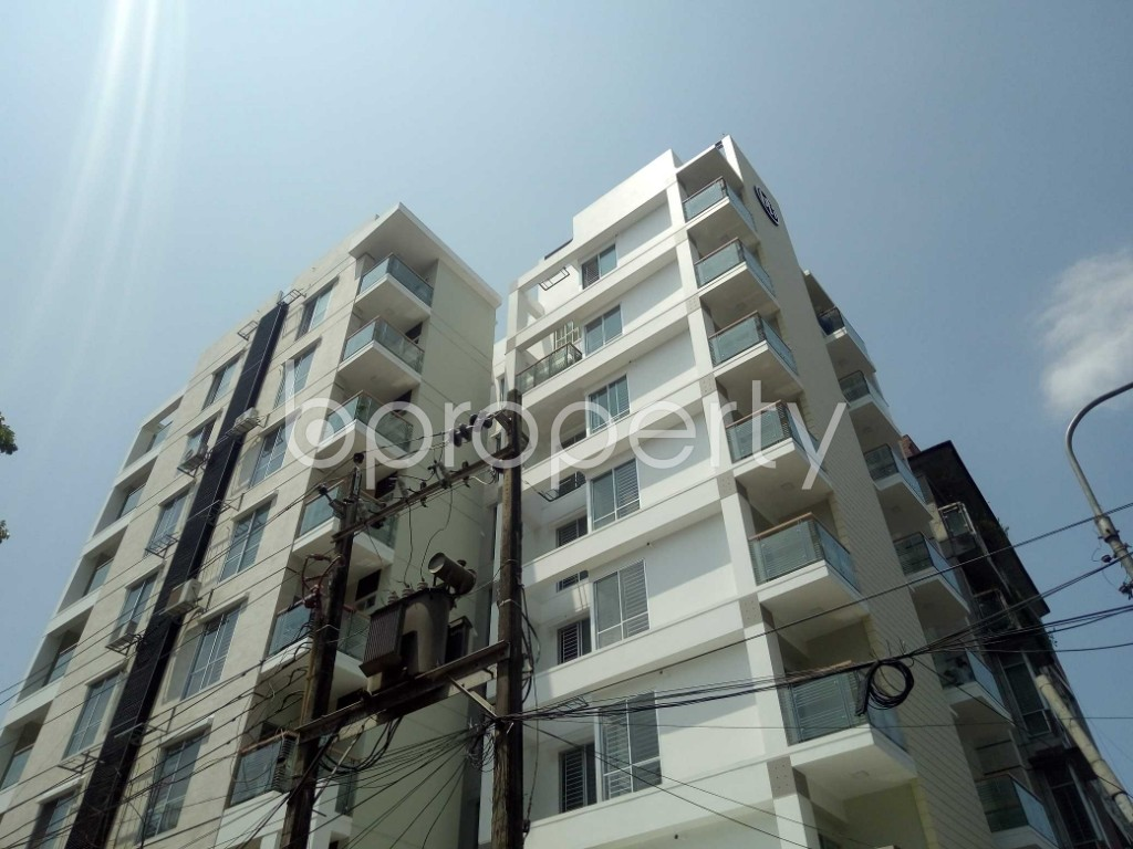 Outside view - 4 Bed Apartment to Rent in Lalmatia, Dhaka - 1875761