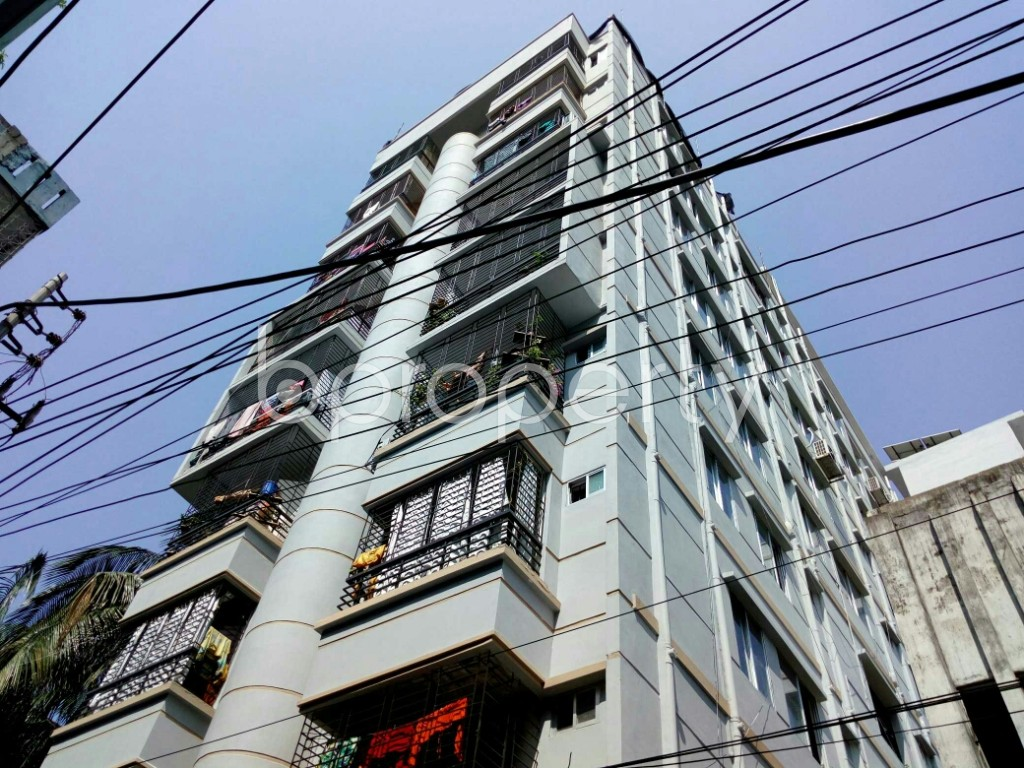 Outside view - 1 Bed Apartment to Rent in Dhanmondi, Dhaka - 1875840