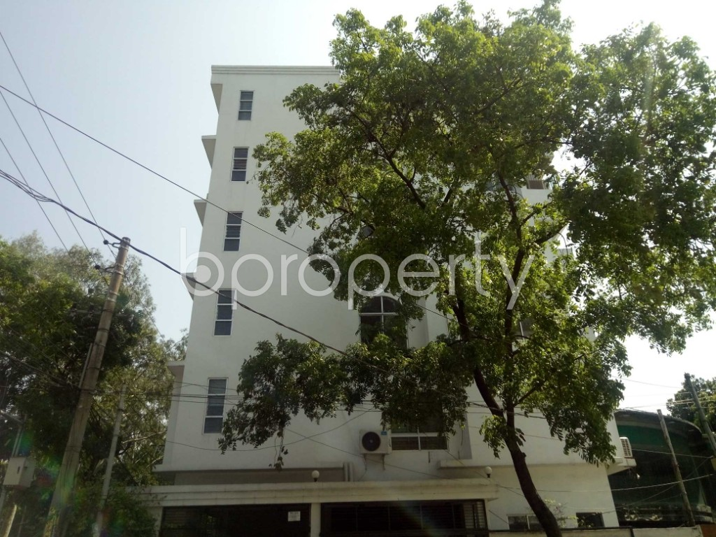 Front view - 3 Bed Apartment to Rent in Gulshan, Dhaka - 1875848