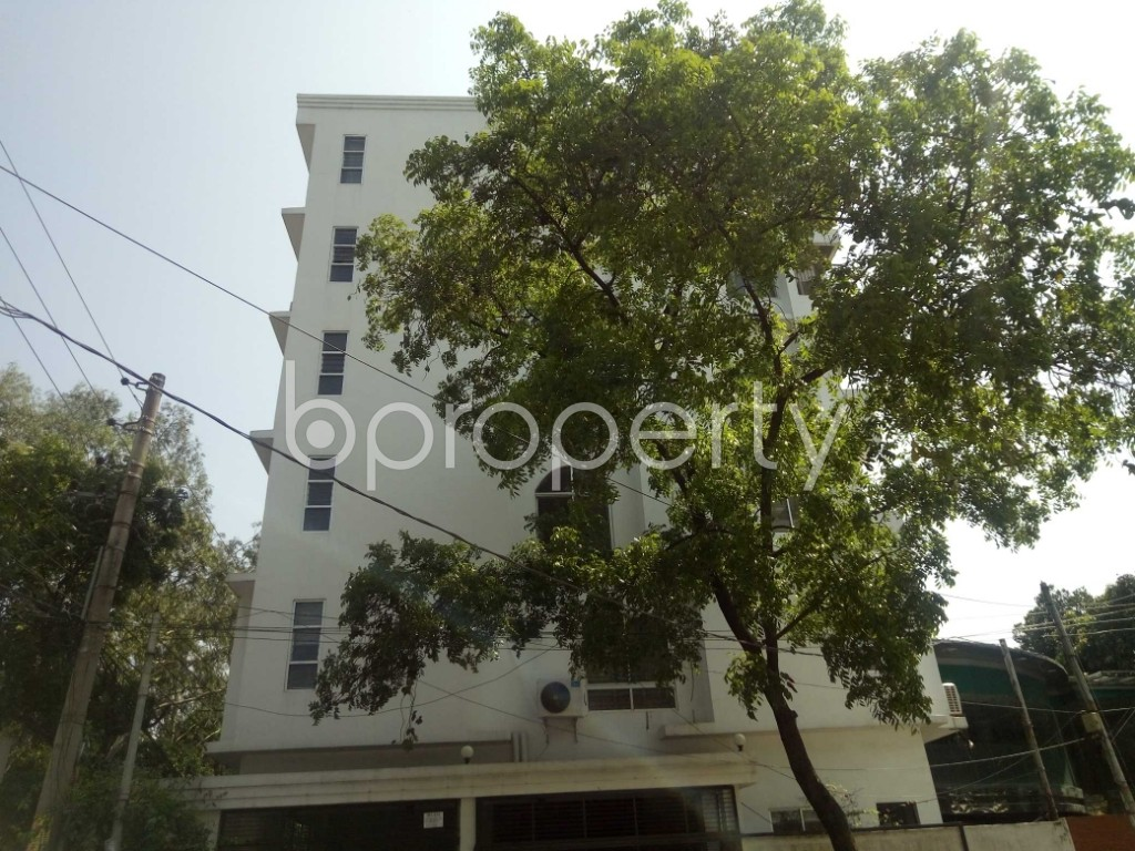 Front view - 3 Bed Apartment to Rent in Gulshan, Dhaka - 1875850