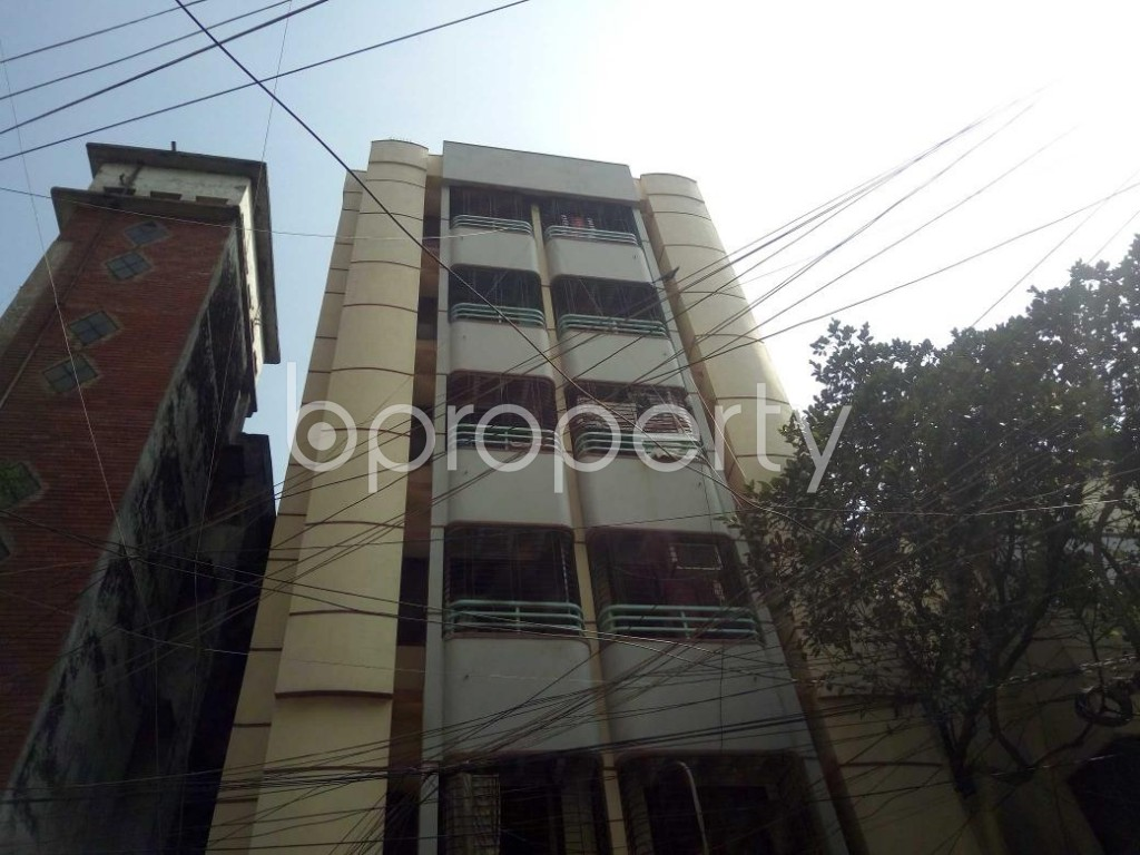 Front view - 2 Bed Apartment for Sale in Lalmatia, Dhaka - 1875872