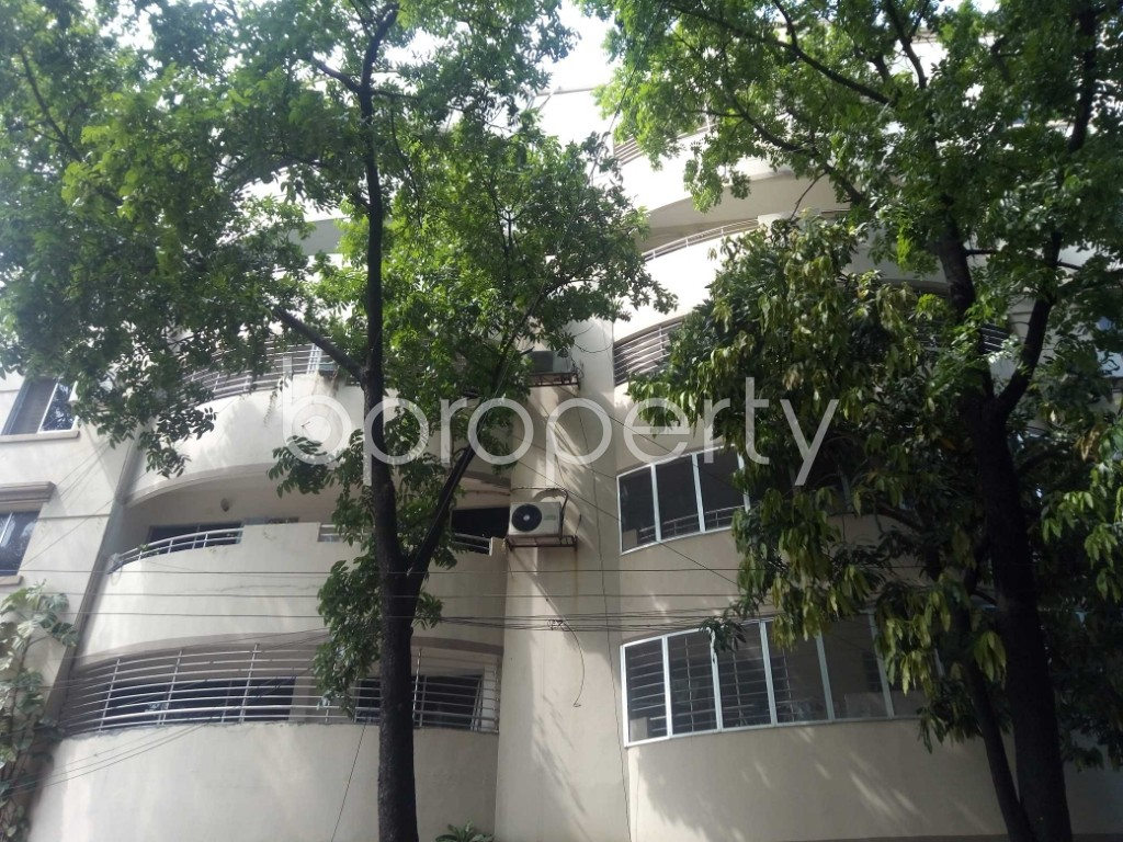 Front view - 4 Bed Apartment to Rent in Gulshan, Dhaka - 1875876