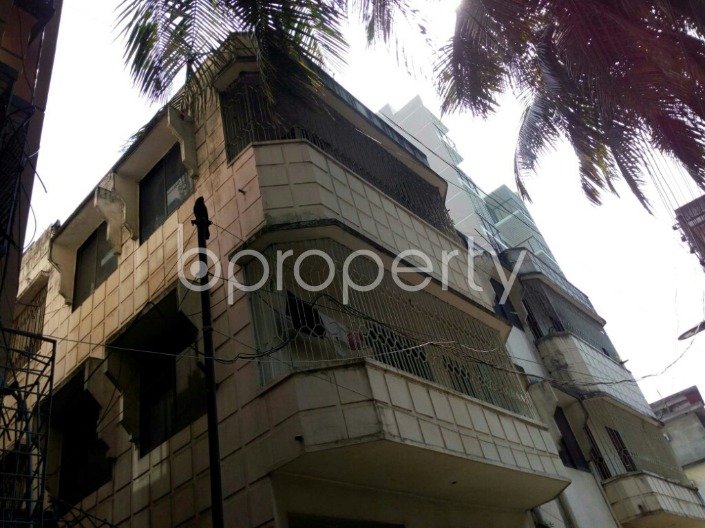 Outside view - 3 Bed Apartment to Rent in Dhanmondi, Dhaka - 1876045