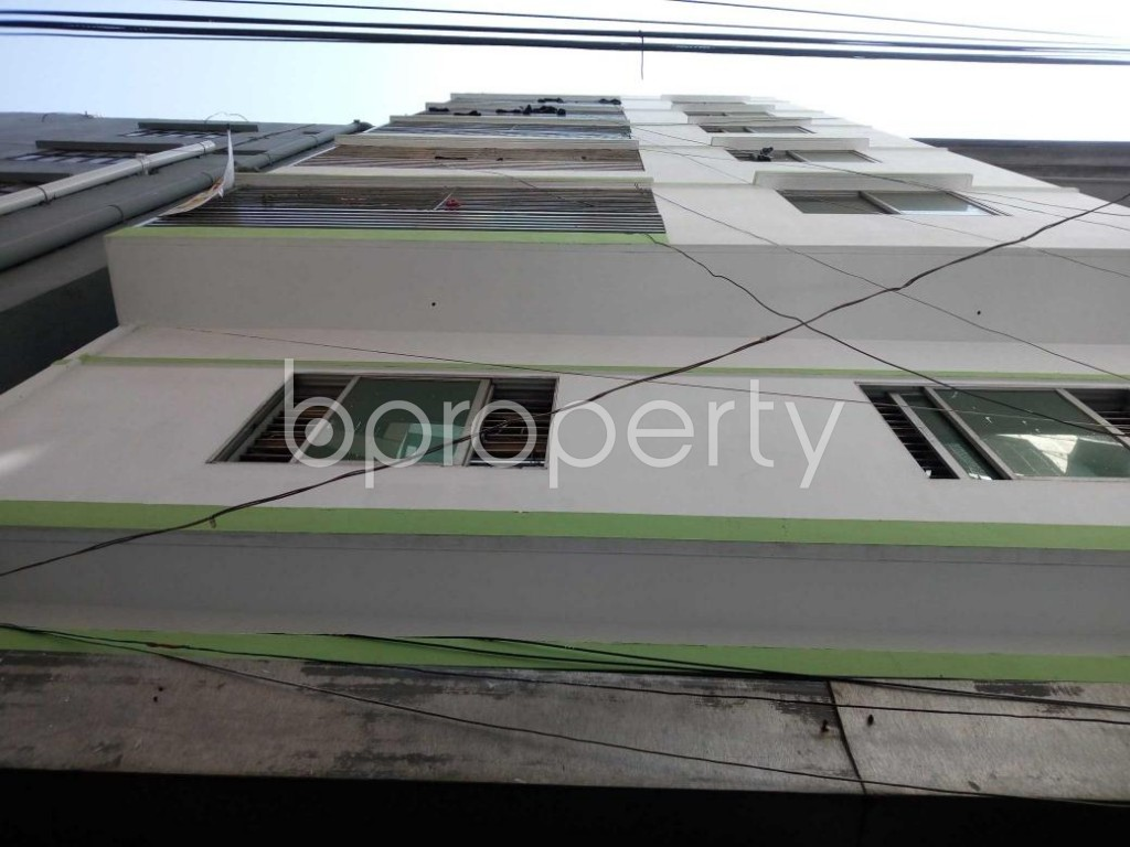 Front view - 3 Bed Apartment for Sale in Bangshal, Dhaka - 1876107
