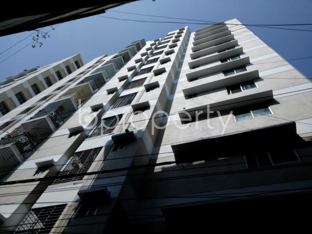 Outside view - 3 Bed Apartment for Sale in 33 No. Firingee Bazaar Ward, Chattogram - 1876295