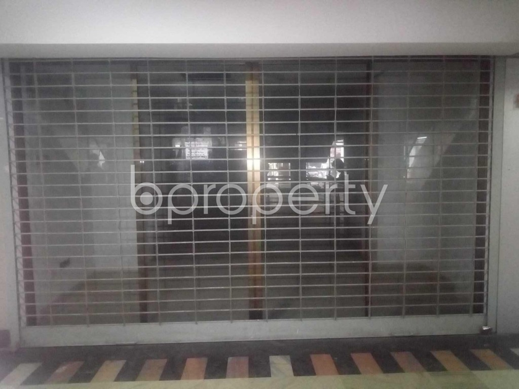Front view - Shop to Rent in Tejgaon, Dhaka - 1876401