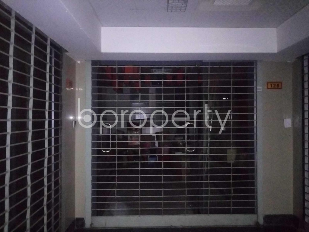 Front view - Office for Sale in Tejgaon, Dhaka - 1876404