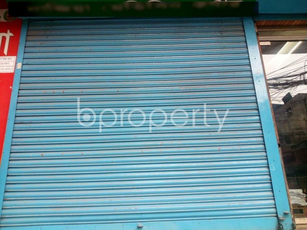 Front view - Shop to Rent in Motijheel, Dhaka - 1876546