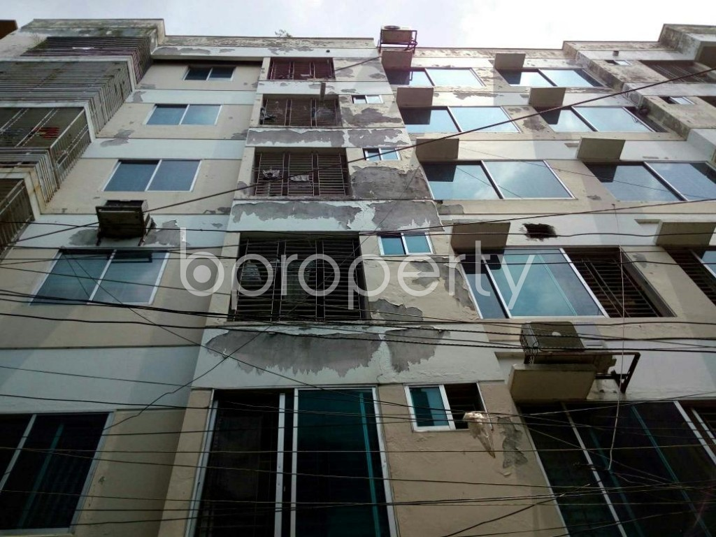 Front view - 3 Bed Apartment to Rent in Dhanmondi, Dhaka - 1876680
