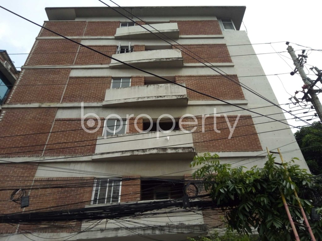 Front view - 4 Bed Apartment to Rent in Gulshan, Dhaka - 1876741