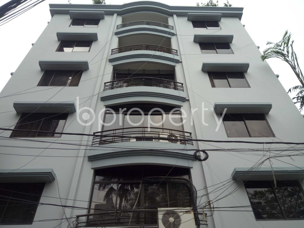 Front view - 3 Bed Apartment to Rent in Gulshan, Dhaka - 1876768
