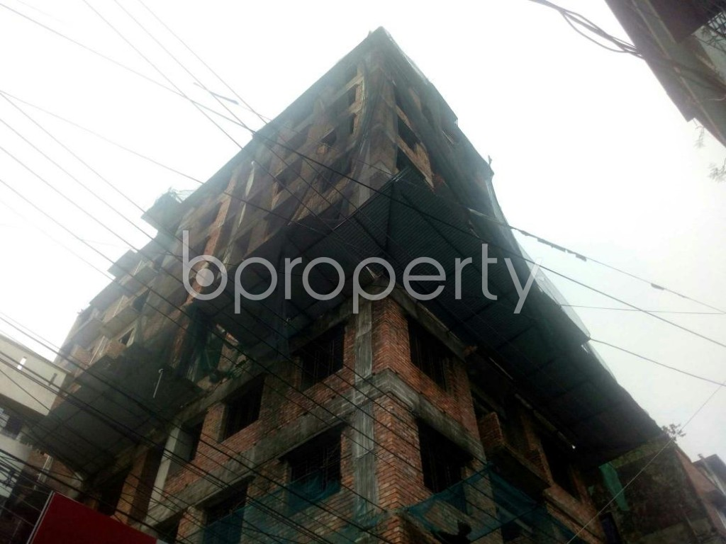 Outside view - 3 Bed Apartment for Sale in Rampura, Dhaka - 1876777