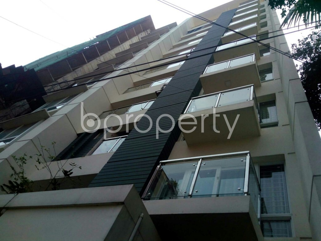 Outside view - 4 Bed Apartment for Sale in 15 No. Bagmoniram Ward, Chattogram - 1876822