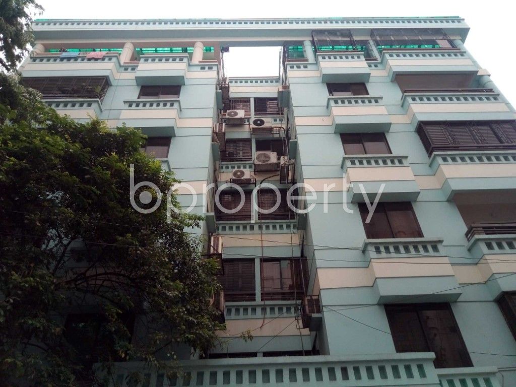 Front view - 3 Bed Apartment to Rent in Gulshan, Dhaka - 1876863