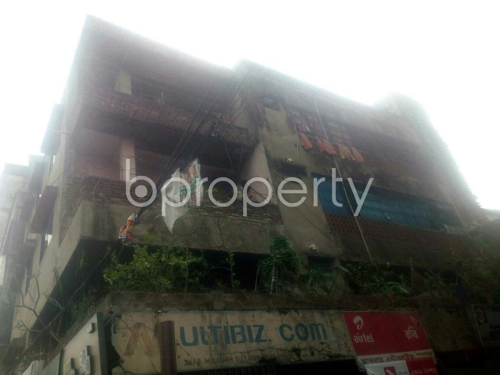 Outside view - Shop to Rent in Malibagh, Dhaka - 1876905