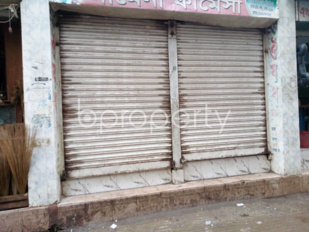 Front view - Shop to Rent in Khilgaon, Dhaka - 1876935